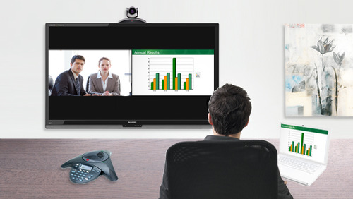 Audio Video Conferencing Solutions Help You Interact so Easily