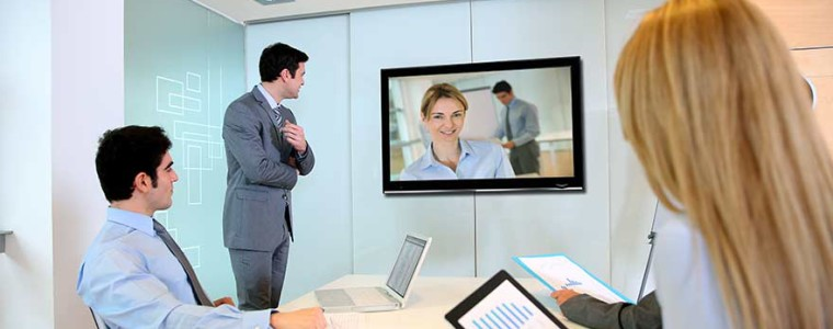 Boost Your Productivity Through HD Video Conferencing Solutions